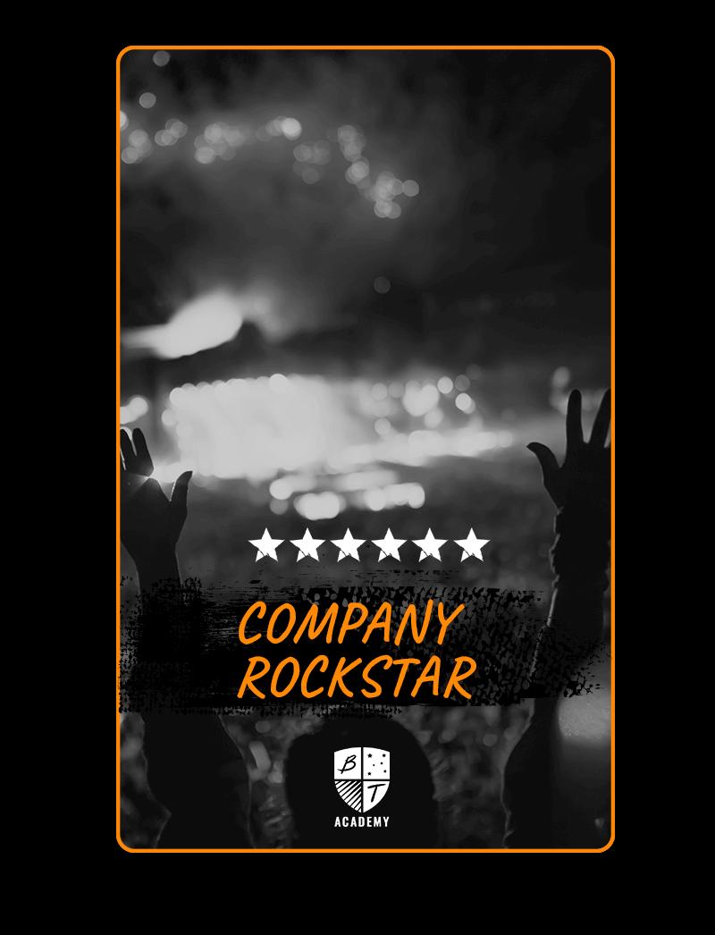 Company Rockstar